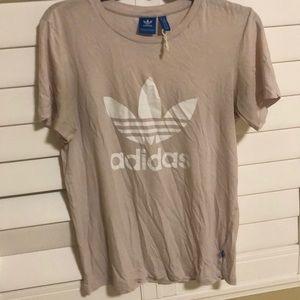 Adidas shirt. Extra small, polyester